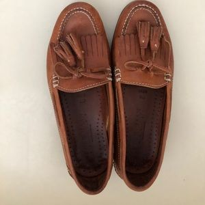 Vintage Cole Haan loafers.